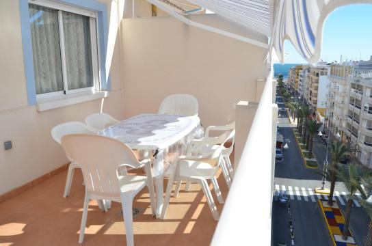 Flat in TORREVIEJA  - Vacation, holiday rental ad # 5322 Picture #1