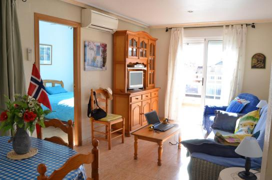 Flat in TORREVIEJA  - Vacation, holiday rental ad # 5322 Picture #2