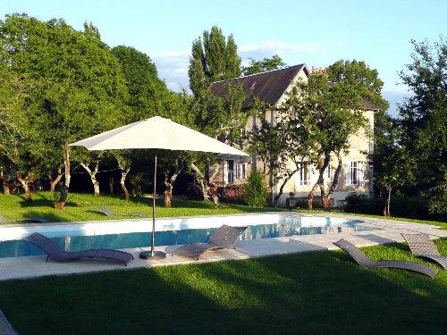 Maison Vignol - 10 personnes - location vacances  n°5366