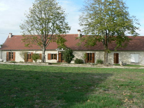 Gite Monsaguel - 8 people - holiday home  #5428