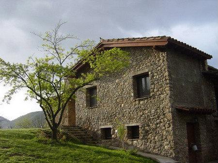 Casa rural en La garrotxa para alquilar para 12 personas - alquiler n°5456