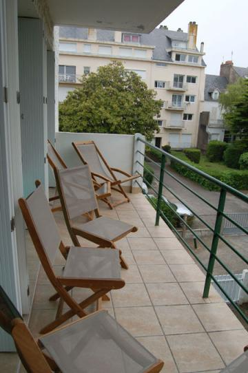 Flat in Le Pouliguen - Vacation, holiday rental ad # 5487 Picture #3