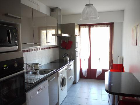 Flat in Nice - Vacation, holiday rental ad # 5583 Picture #4