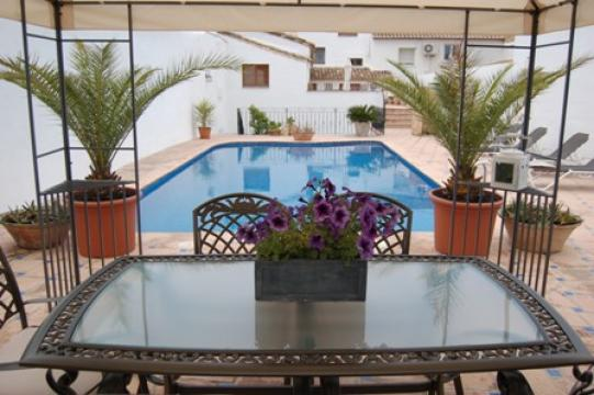 House in Sanet y Negrals - Vacation, holiday rental ad # 5651 Picture #0