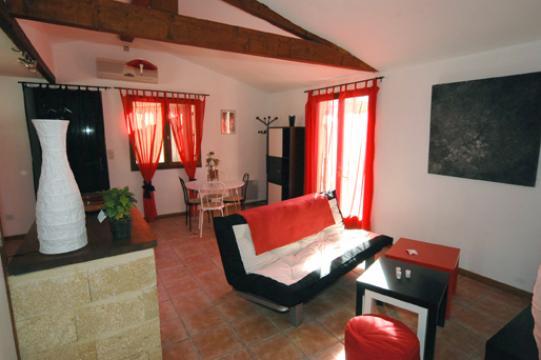 Maison à Collias à louer pour 5 personnes - location n°5655