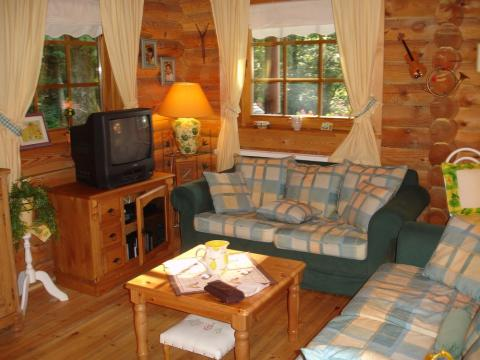 Chalet in Hotton ( Biron) - Vacation, holiday rental ad # 5730 Picture #3