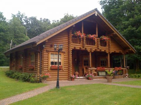 Chalet in Hotton ( Biron) - Vacation, holiday rental ad # 5730 Picture #0