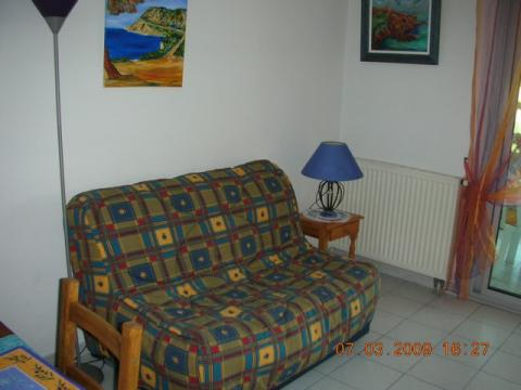 Studio in St Laurent du var - Vacation, holiday rental ad # 5780 Picture #2