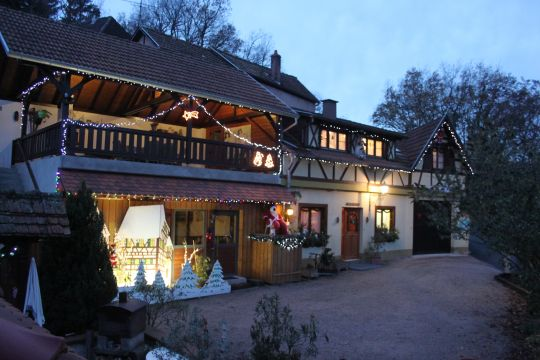 Gite in Nothalten - Vacation, holiday rental ad # 5840 Picture #13