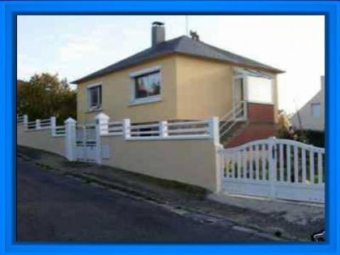 House in donville les bains - Vacation, holiday rental ad # 5907 Picture #0