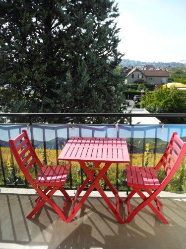Flat in annecy - Vacation, holiday rental ad # 6044 Picture #1