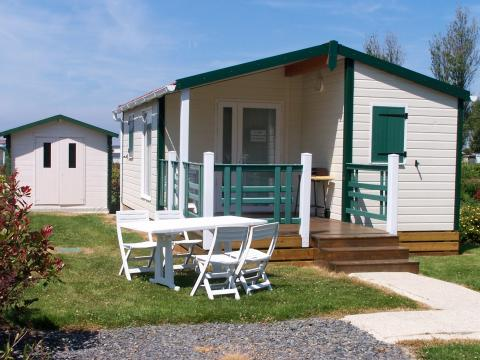 Chalet Grandcamp Maisy - 6 people - holiday home  #6119