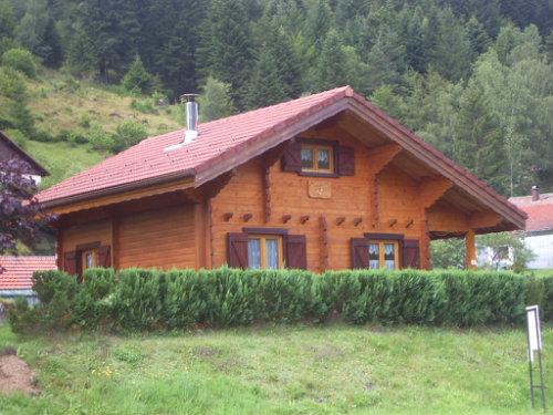 Chalet La Bresse - 6 personnes - location vacances  n°6136