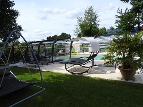 Gite Rougé - 4 personnes - location vacances  n°6148