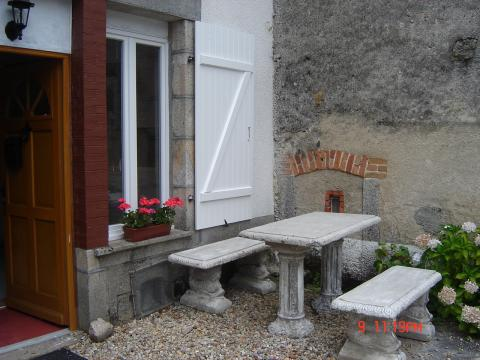 House in Domeyrot - Vacation, holiday rental ad # 6283 Picture #0