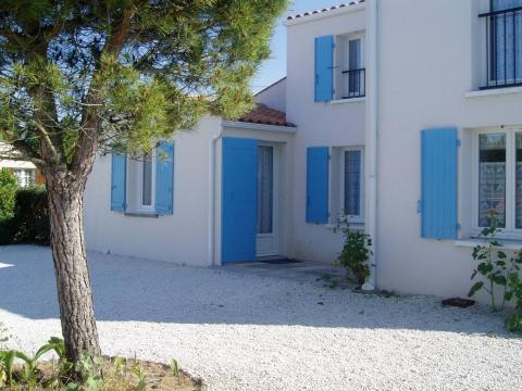 Maison à Le chateau d'oléron à louer pour 8 personnes - location n°6284