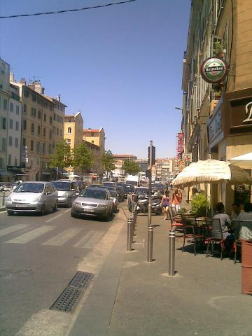 Flat in Marseille - Vacation, holiday rental ad # 6353 Picture #0