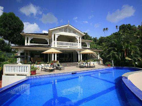 Maison à Marigot pour  10 •   5 chambres