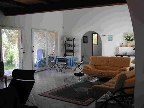 Maison à Moriani plage à louer pour 8 personnes - location n°6434