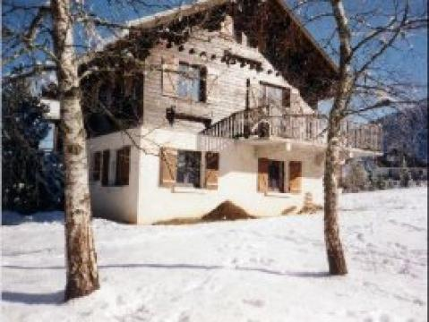 Flat in Corrençon en vercors for rent for  6 people - rental ad #65
