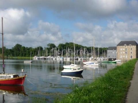 Bed and Breakfast in Dinan for rent for  4 people - rental ad #6547