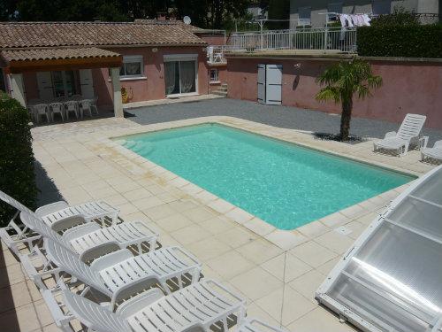 Maison St Jean Le Centenier - 12 personnes - location vacances  n°6561