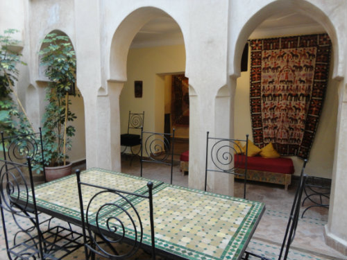 House in marrakech - Vacation, holiday rental ad # 6600 Picture #2