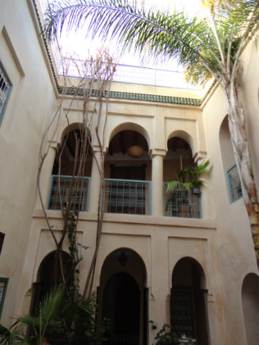 House in marrakech - Vacation, holiday rental ad # 6600 Picture #0