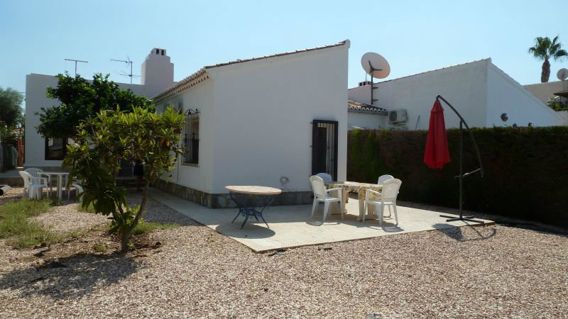 House 4 people Torrevieja - holiday home  #6734