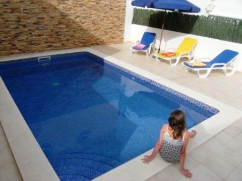 House in Vila nova cacela for rent for  6 people - rental ad #6783