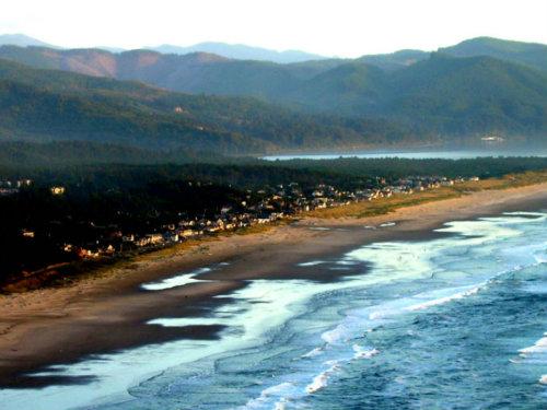 Manzanita -    vue sur mer