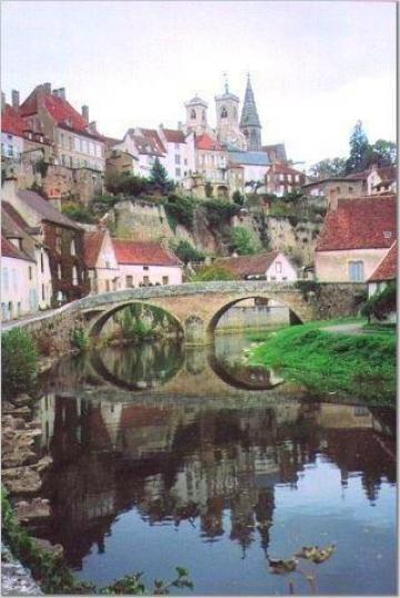 Gite in Semur en auxois - Vacation, holiday rental ad # 6813 Picture #3