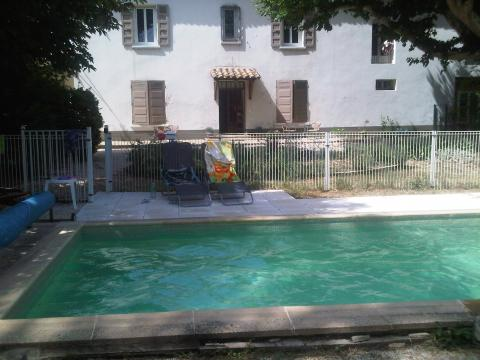 Flat in Bedarrides - Vacation, holiday rental ad # 6835 Picture #1