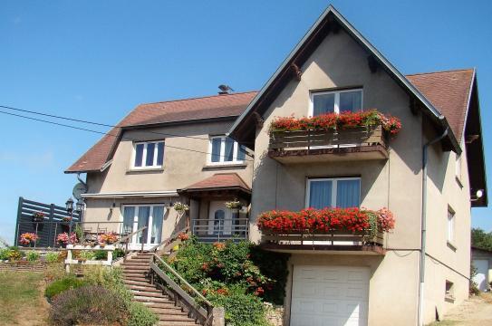 Haus in Hommarting für  6 •   Privat Parkplatz