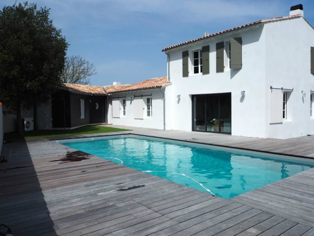 House in La Flotte en re - Vacation, holiday rental ad # 6901 Picture #12