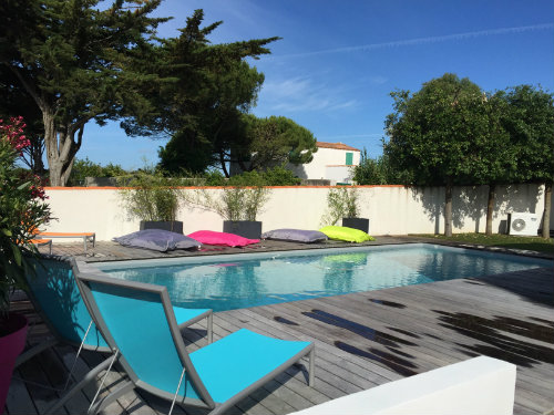 House 11 people La Flotte En Re - holiday home  #6901