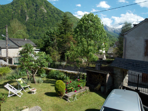 Gite in Ustou - Vacation, holiday rental ad # 6941 Picture #1