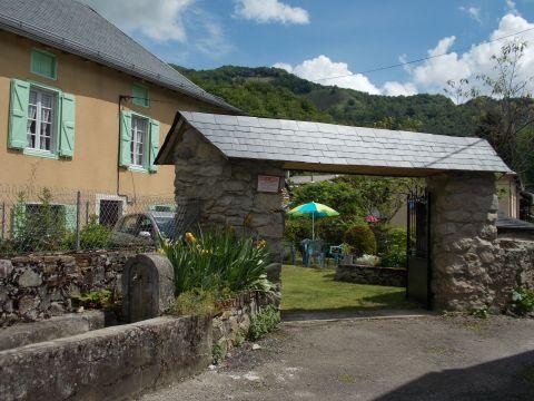 Gite Ustou - 4 personnes - location vacances  n°6941