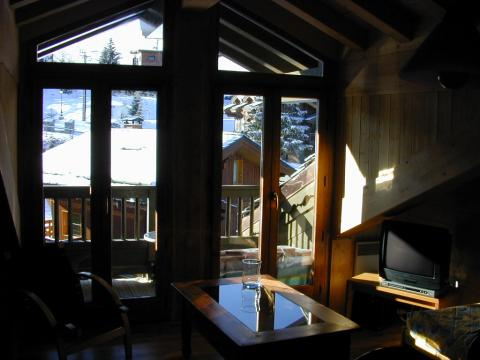 Flat in Courchevel - Vacation, holiday rental ad # 695 Picture #1
