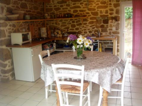 House in Plouguerneau for rent for 4 people - rental ad #6961