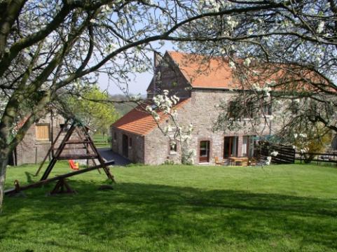Gite in Charneux (herve) te huur voor 9 personen - Advertentie no 6980