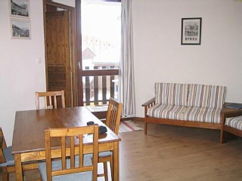 Flat in Les Deux Alpes - Vacation, holiday rental ad # 7031 Picture #1
