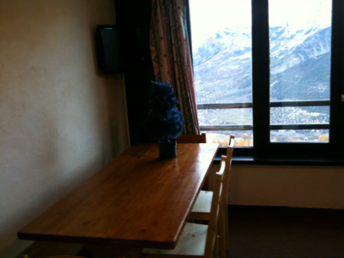 Flat in Puy Saint Vincent - Vacation, holiday rental ad # 7036 Picture #2