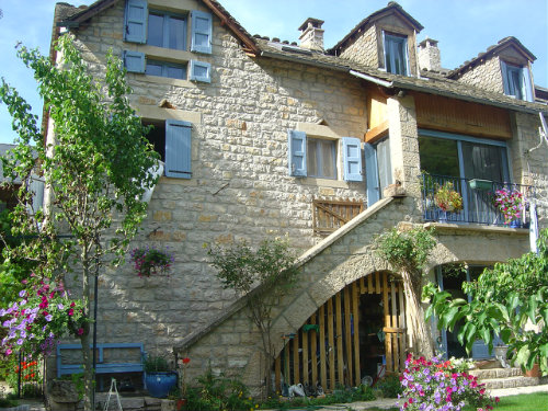 Gite 3 people Sainte Enimie - holiday home  #704