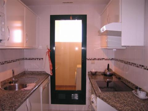 Flat in Benalmádena - Vacation, holiday rental ad # 7084 Picture #0