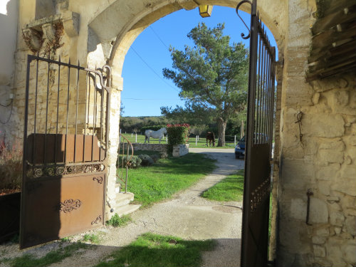 Gite in Pernes les fontaines - Vacation, holiday rental ad # 7203 Picture #7