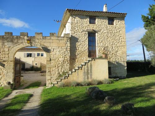 Gite Pernes Les Fontaines - 3 personnes - location vacances  n°7203