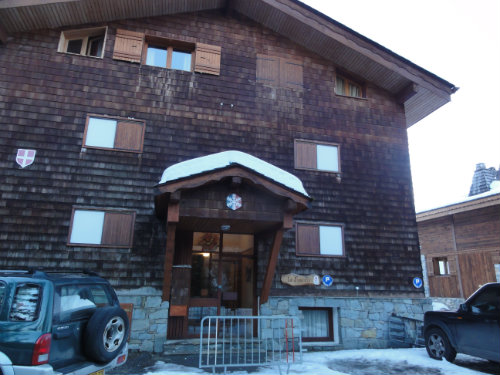 Appartement Courchevel - 7 personnes - location vacances  n°721