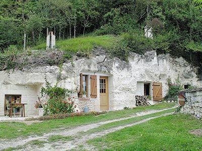 Gite Bourré - 2 personnes - location vacances  n°7211