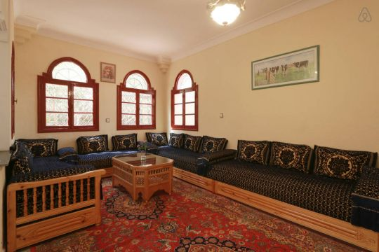 House in Marrakech - Vacation, holiday rental ad # 7234 Picture #14